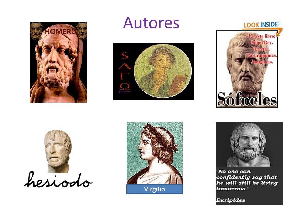 Autores Virgilio