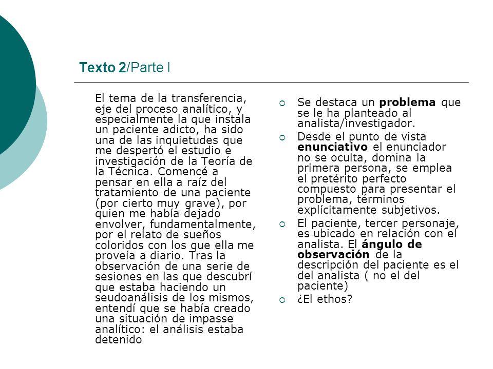 Texto 2/Parte I