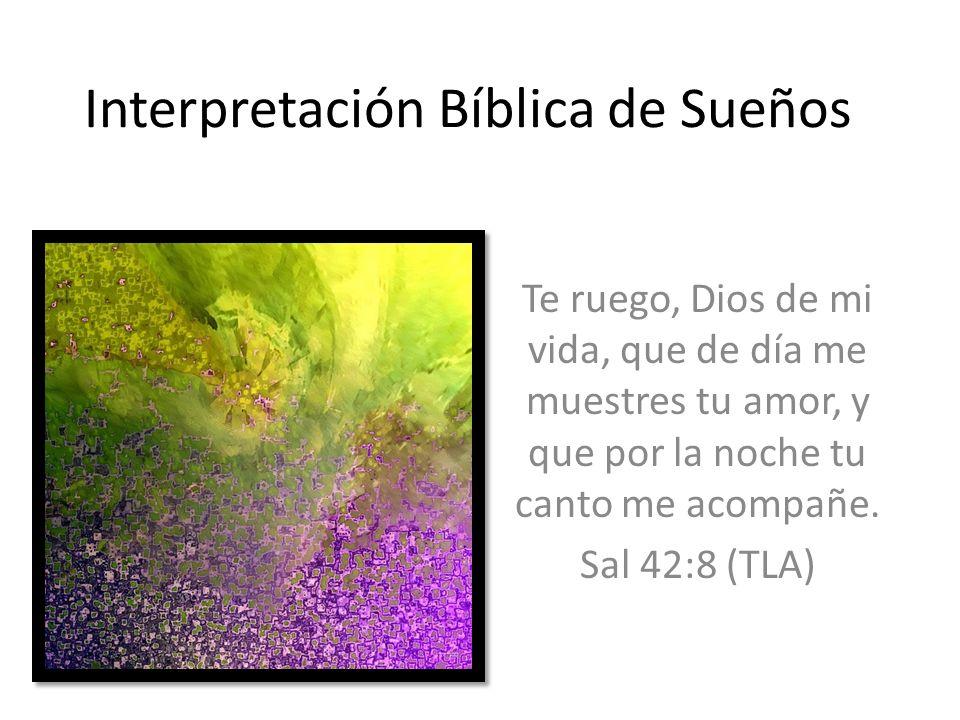 Interpretación Bíblica de Sueños