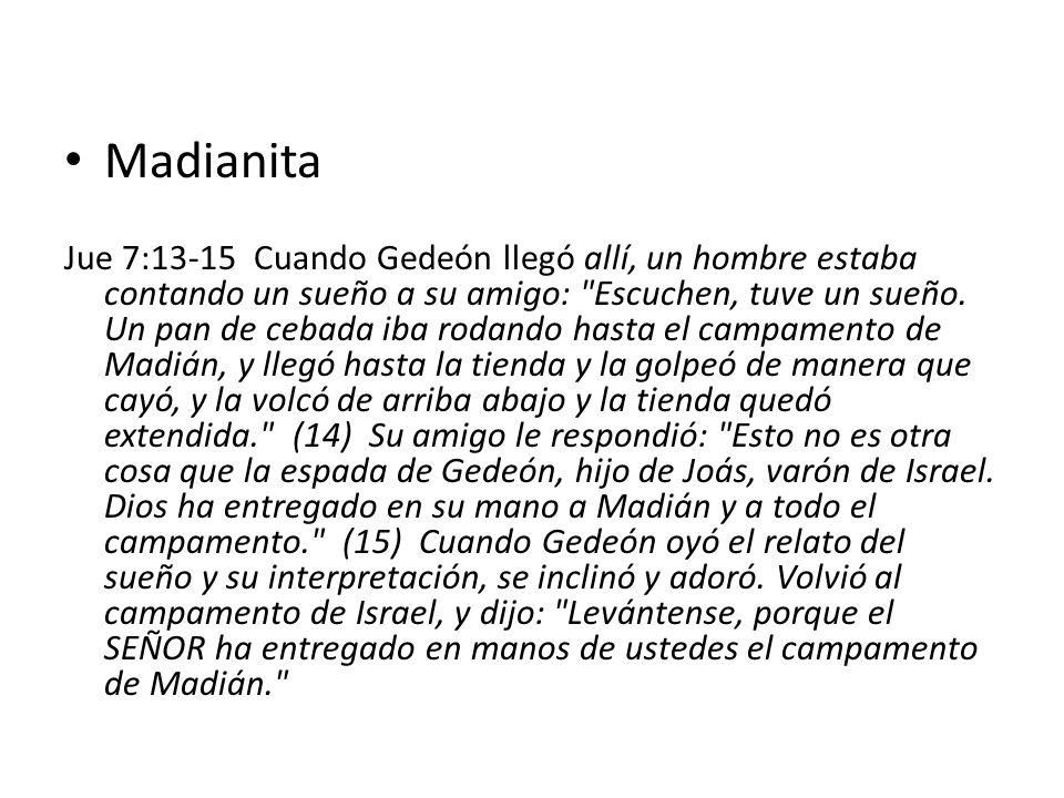 Madianita