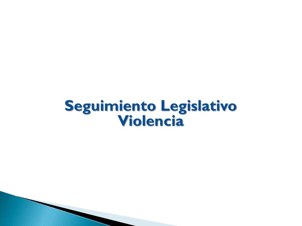 Seguimiento Legislativo