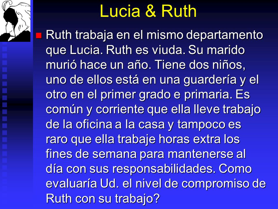 Lucia & Ruth