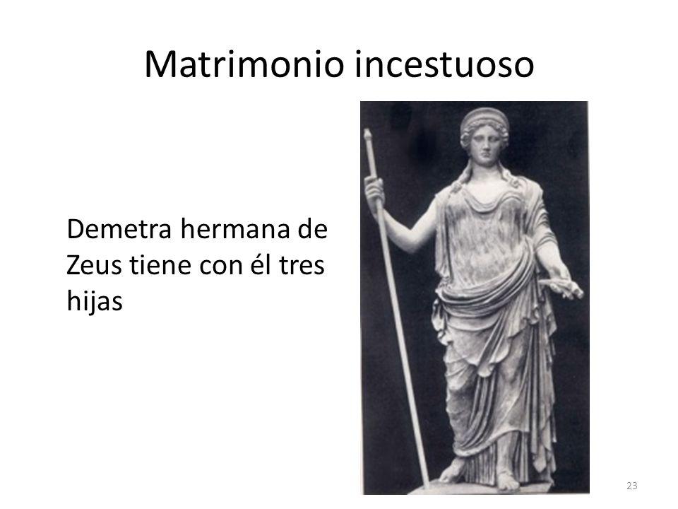 Matrimonio incestuoso