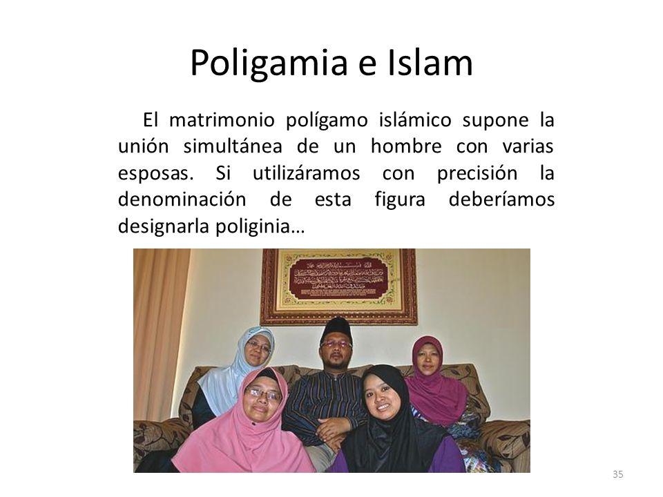 Poligamia e Islam