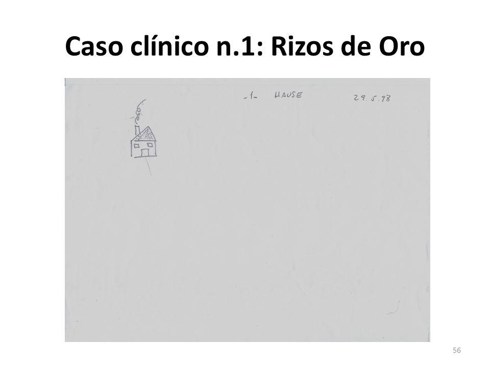 Caso clínico n.1: Rizos de Oro