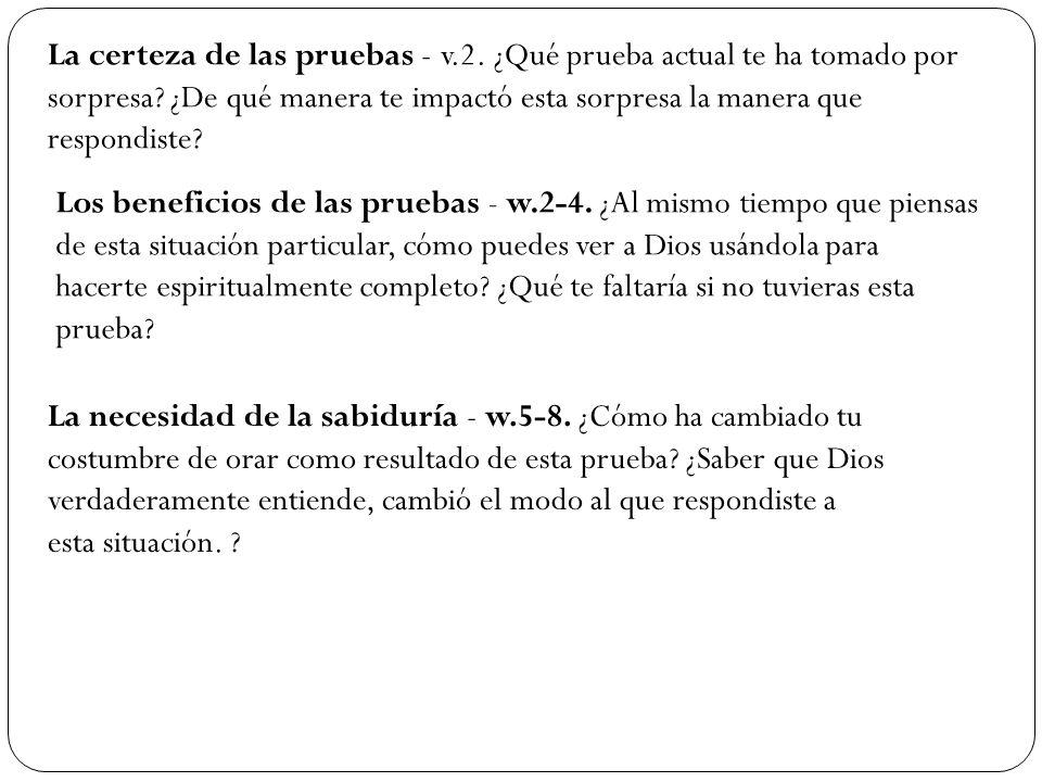 La certeza de las pruebas - v. 2