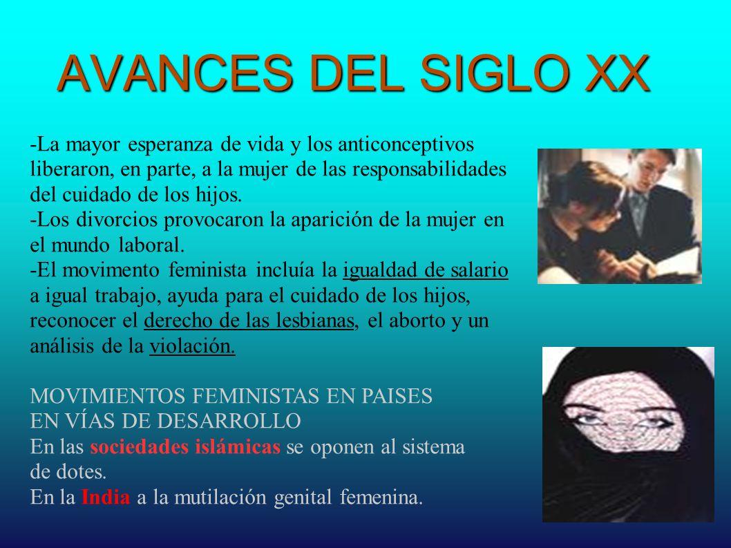AVANCES DEL SIGLO XX