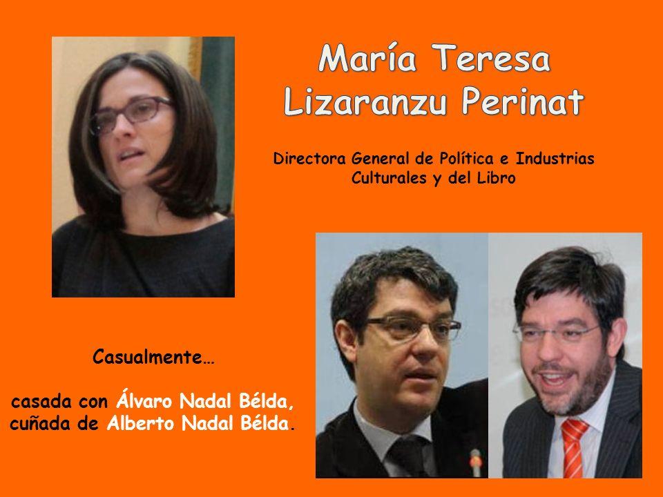 María Teresa Lizaranzu Perinat