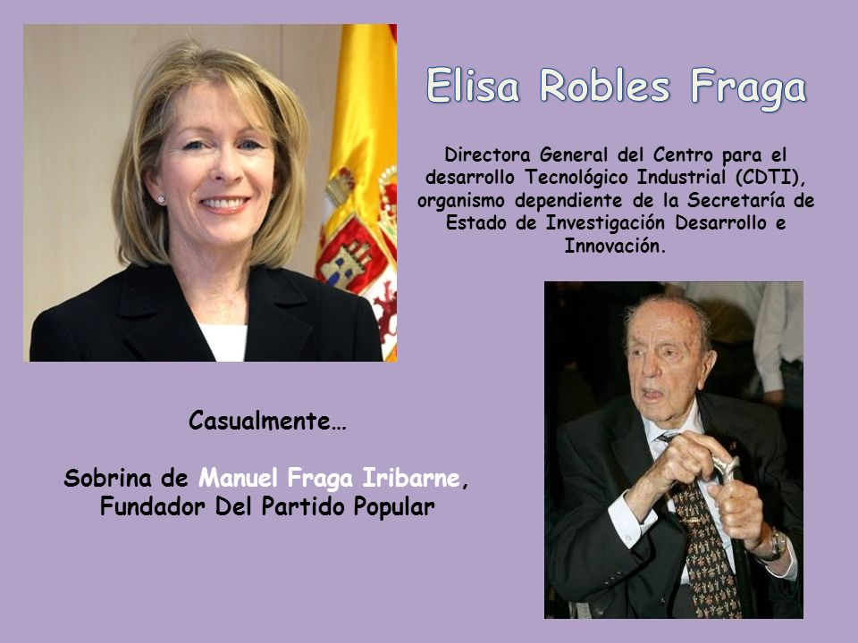 Elisa Robles Fraga