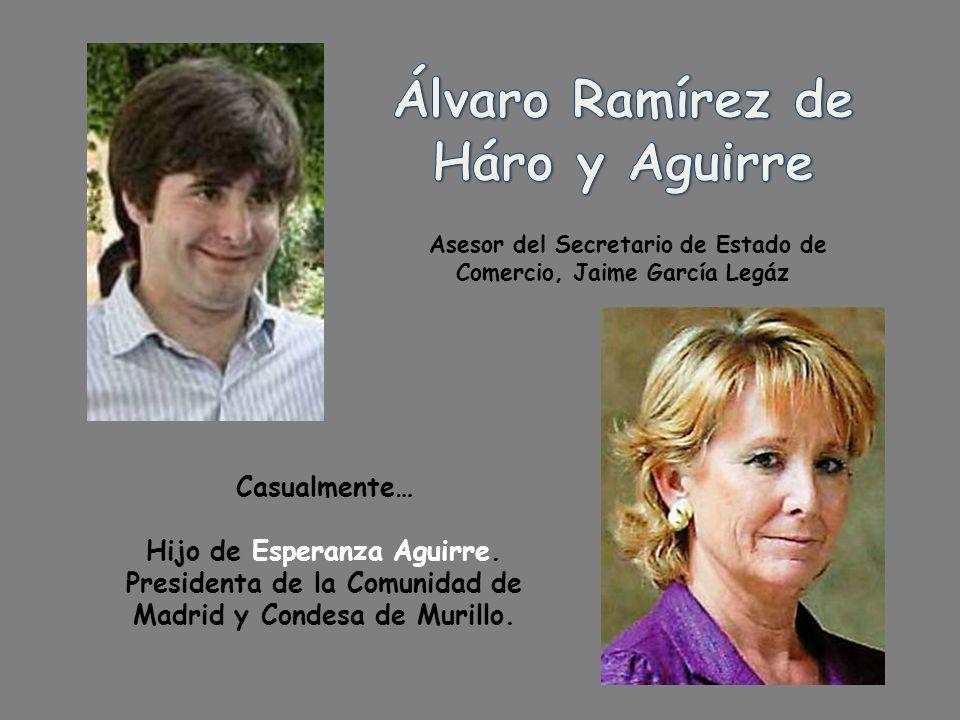 Álvaro Ramírez de Háro y Aguirre