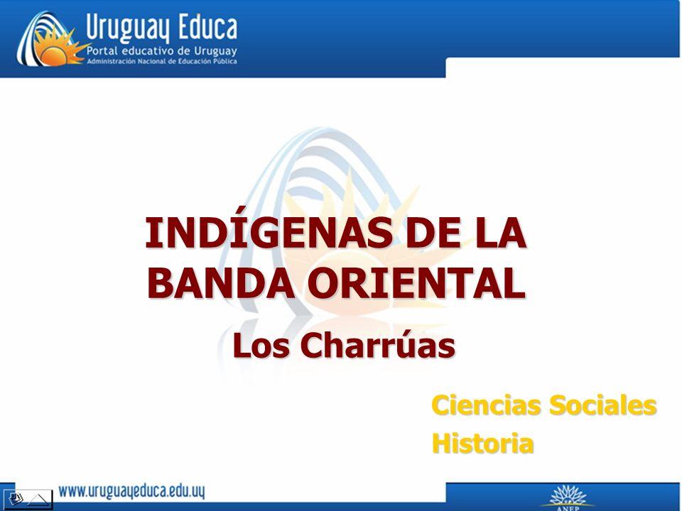 INDÍGENAS DE LA BANDA ORIENTAL