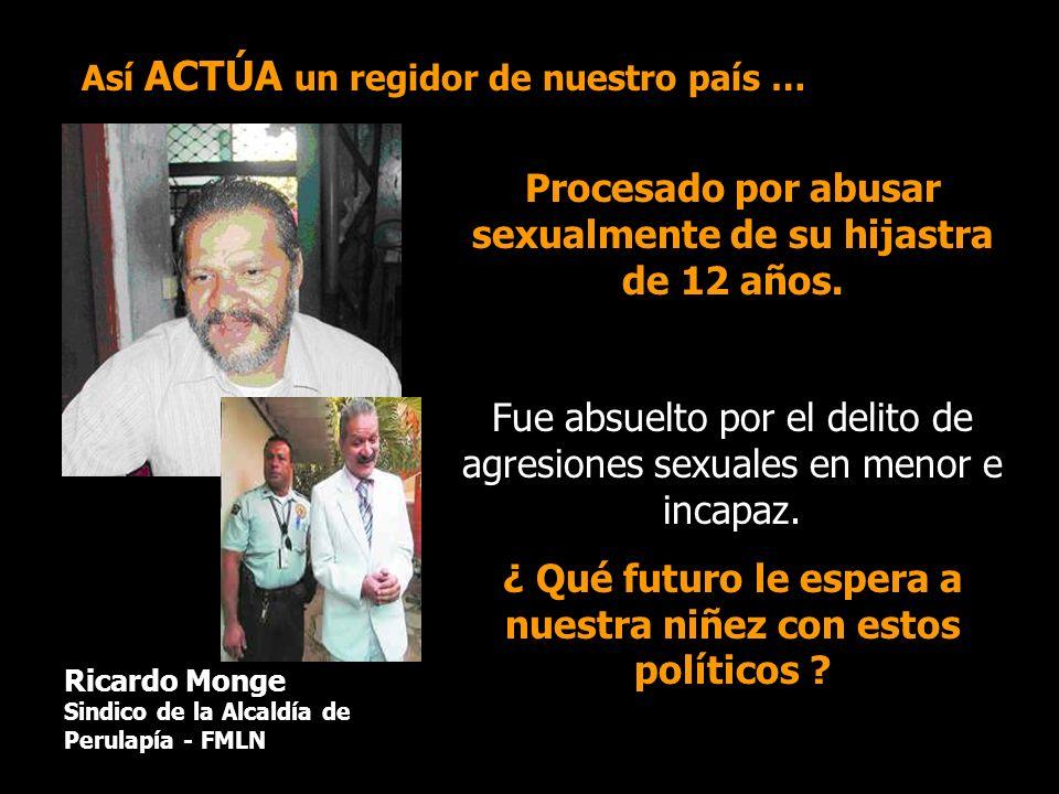 Procesado por abusar sexualmente de su hijastra de 12 años.