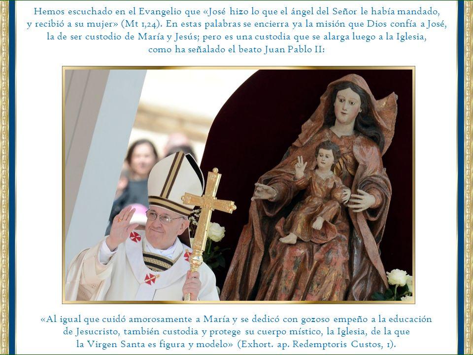 como ha señalado el beato Juan Pablo II: