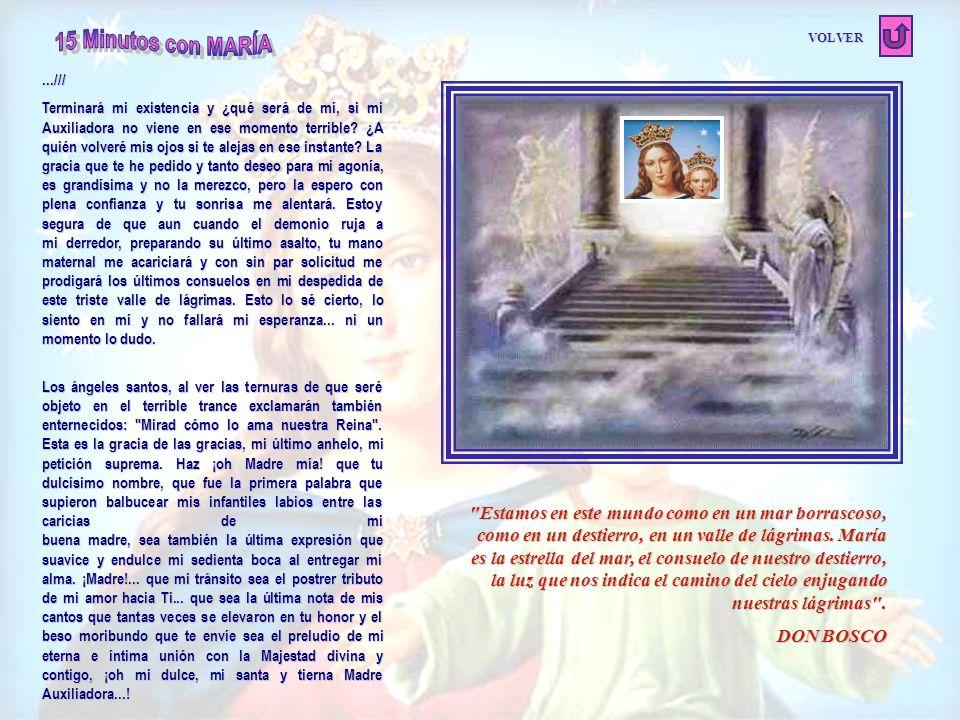 15 Minutos con MARÍA VOLVER. ...///