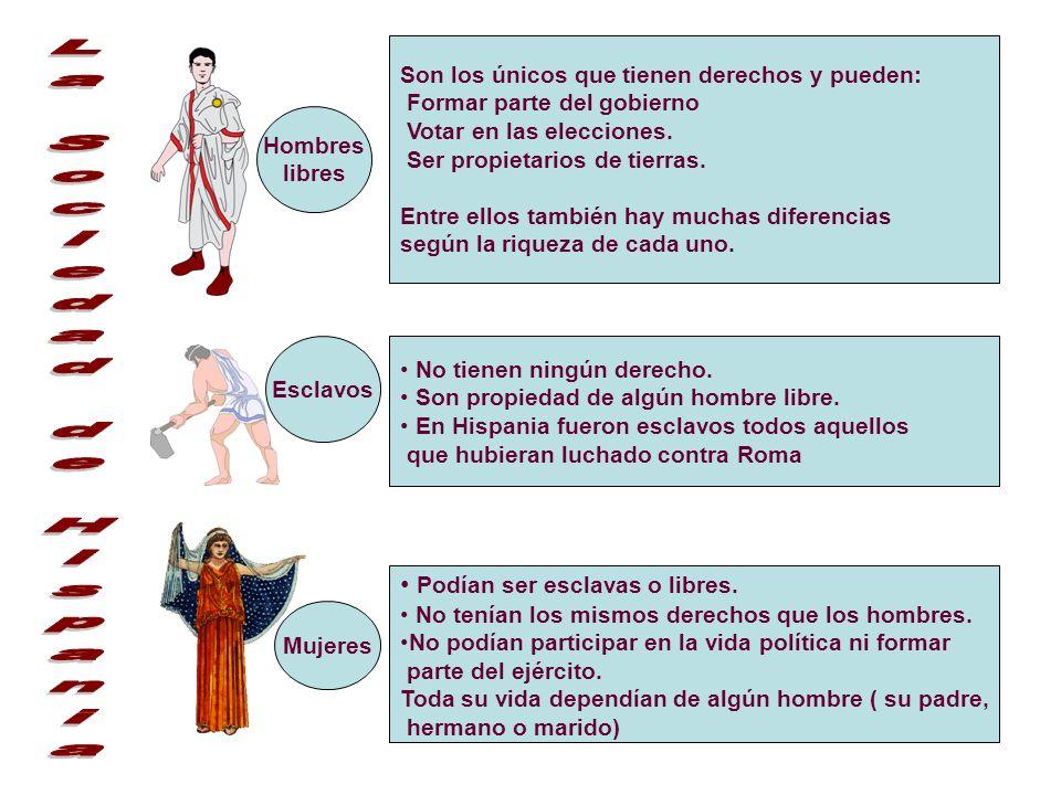 La Sociedad de Hispania