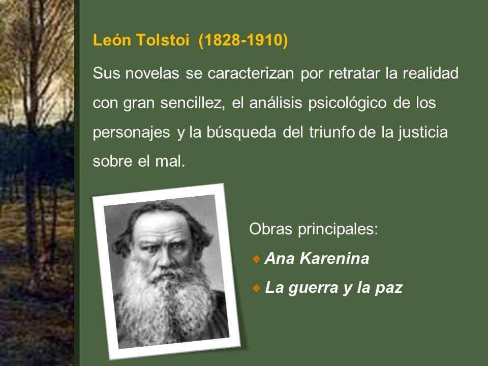 León Tolstoi (1828-1910)