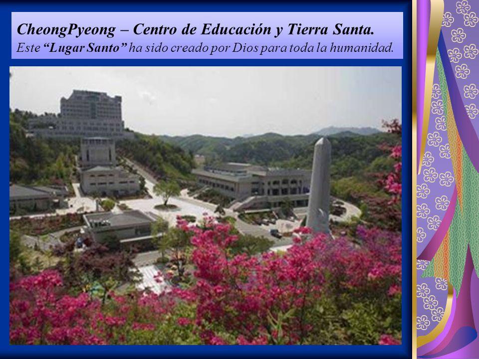 CheongPyeong – Centro de Educación y Tierra Santa