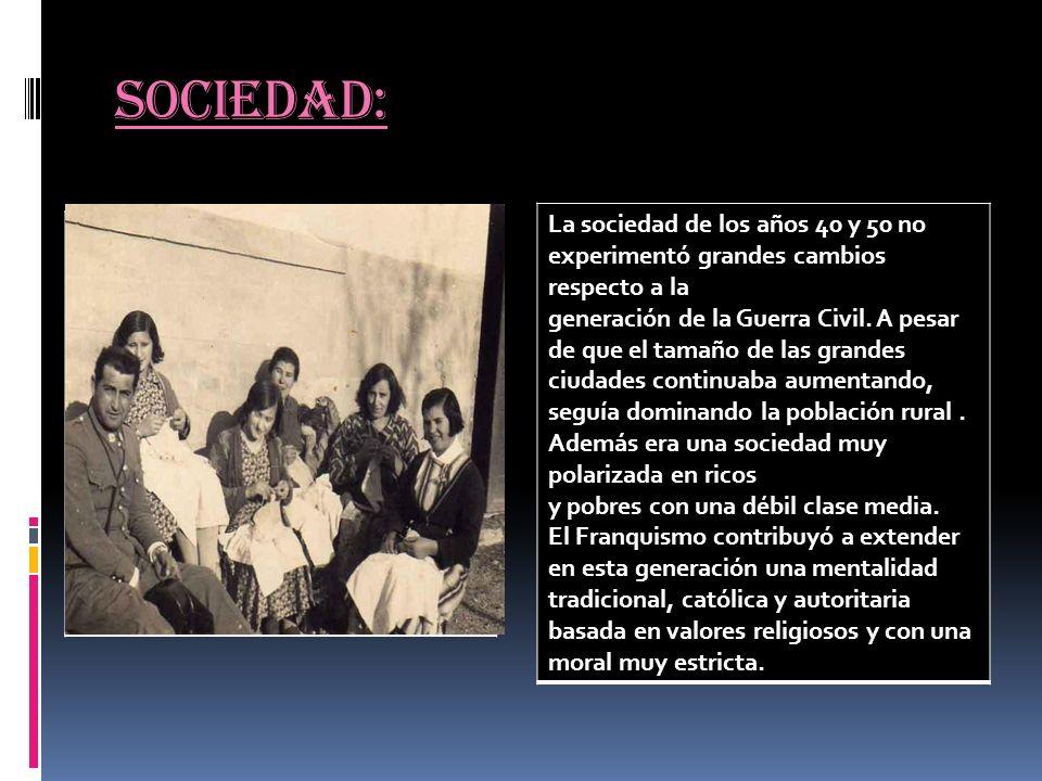 Sociedad: