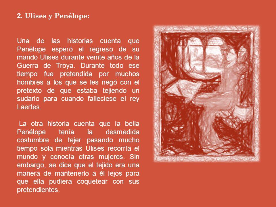 2. Ulises y Penélope: