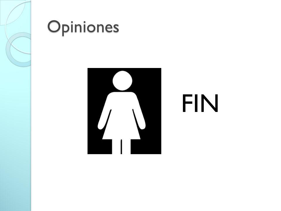 Opiniones FIN