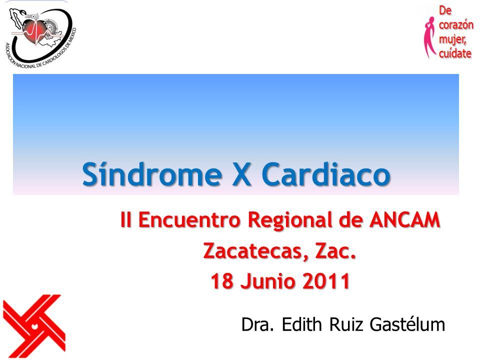 II Encuentro Regional de ANCAM Zacatecas, Zac. 18 Junio 2011