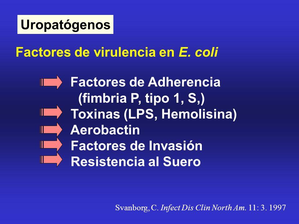 Uropatógenos