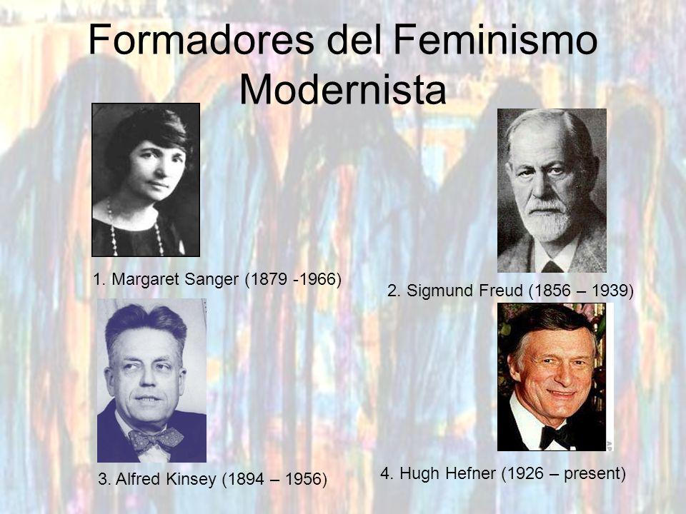 Formadores del Feminismo Modernista