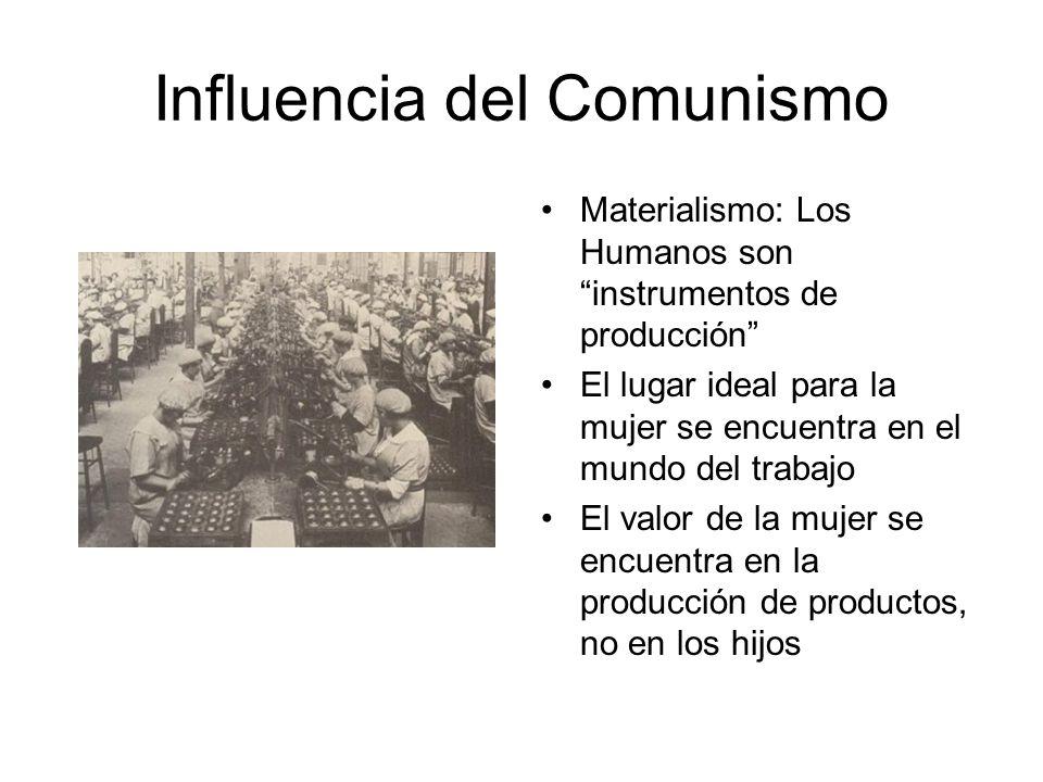 Influencia del Comunismo