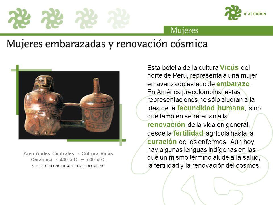 Área Andes Centrales · Cultura Vicús Cerámica · 400 a.C. – 500 d.C.