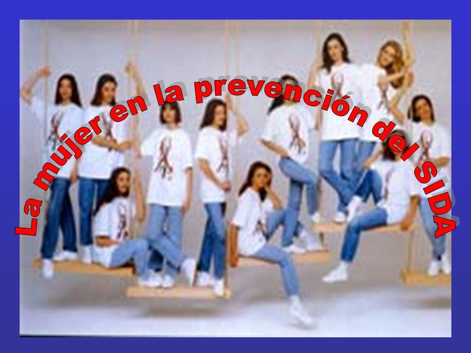 La mujer en la prevención del SIDA