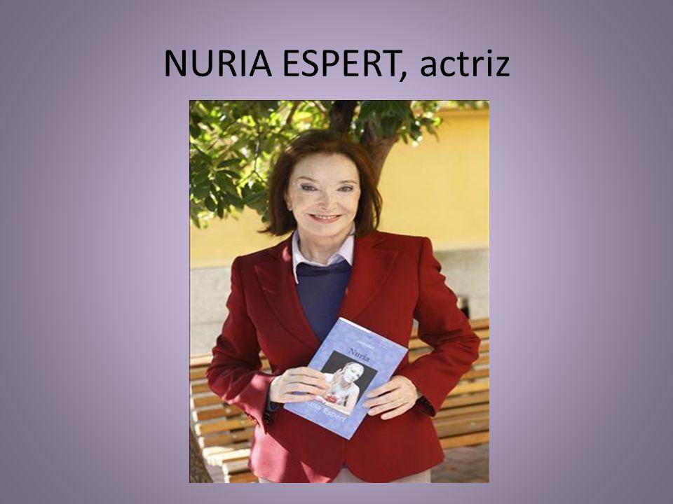 NURIA ESPERT, actriz