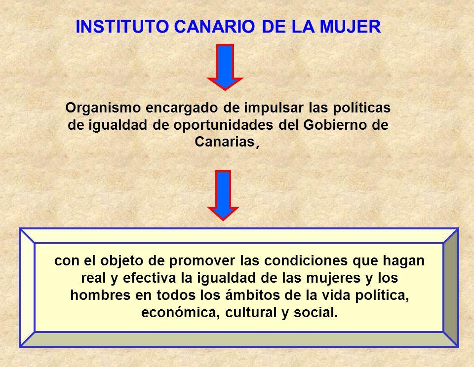 INSTITUTO CANARIO DE LA MUJER
