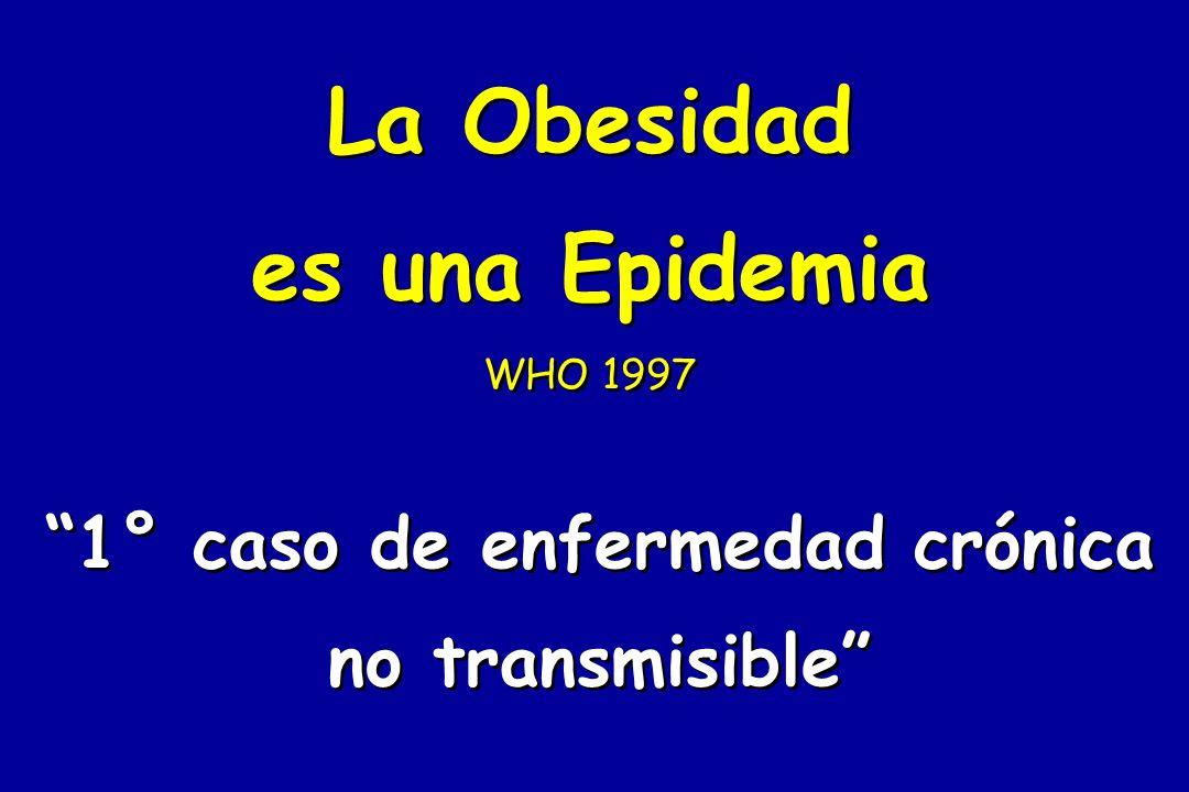 1° caso de enfermedad crónica no transmisible