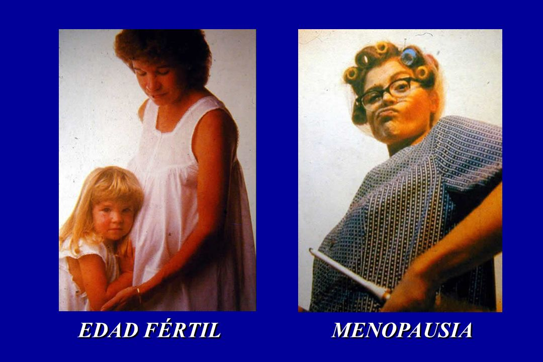 EDAD FÉRTIL MENOPAUSIA