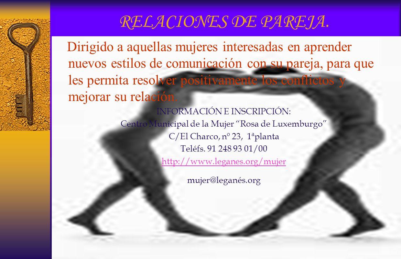RELACIONES DE PAREJA.