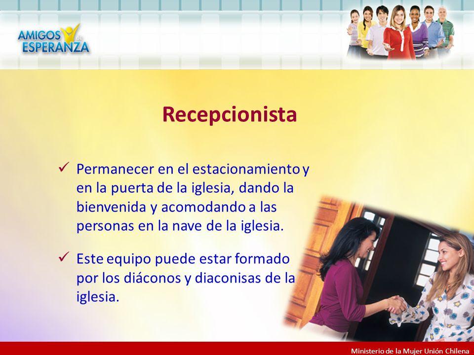Recepcionista