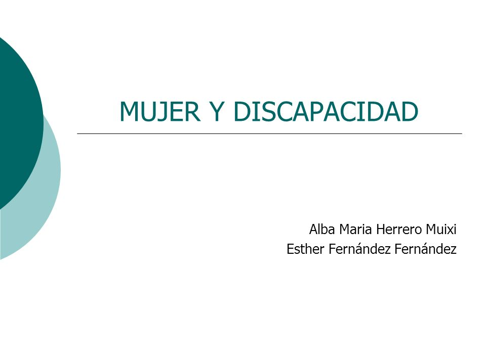 Alba Maria Herrero Muixi Esther Fernández Fernández