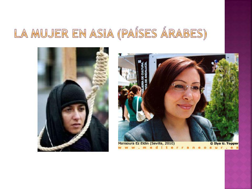 La mujer en Asia (Países Árabes)