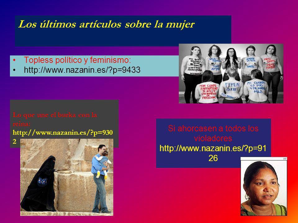 Si ahorcasen a todos los violadores http://www.nazanin.es/ p=9126