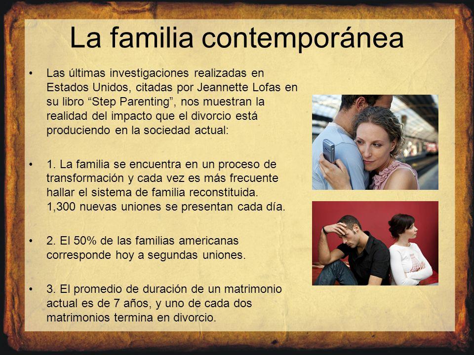 La familia contemporánea