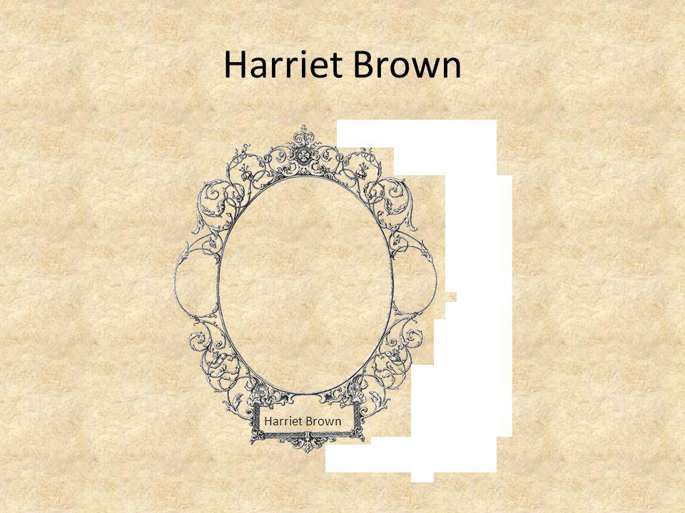 Harriet Brown Harriet Brown