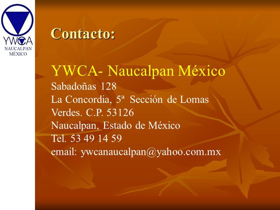 YWCA- Naucalpan México