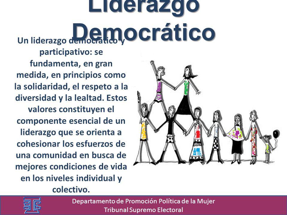 Liderazgo Democrático