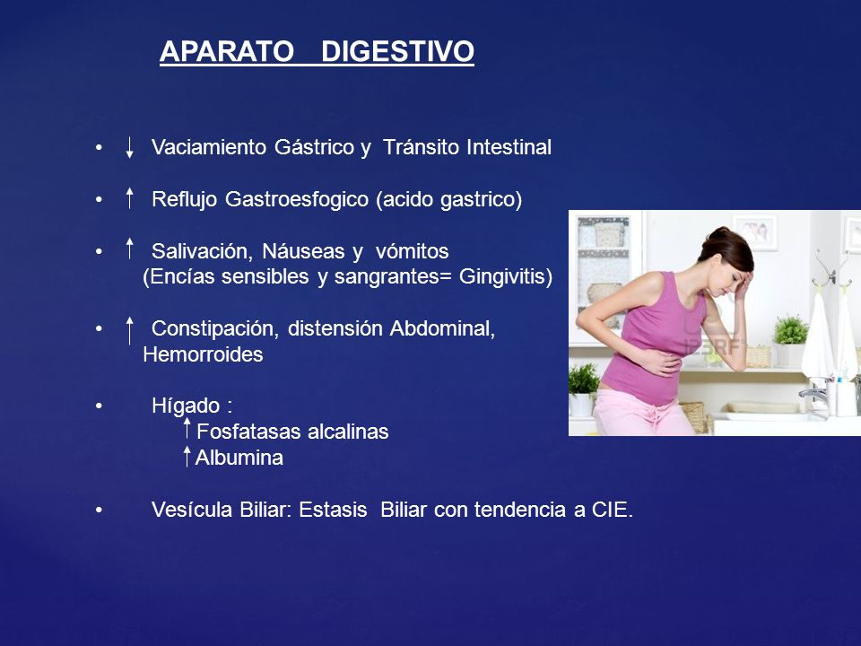 APARATO DIGESTIVO Vaciamiento Gástrico y Tránsito Intestinal