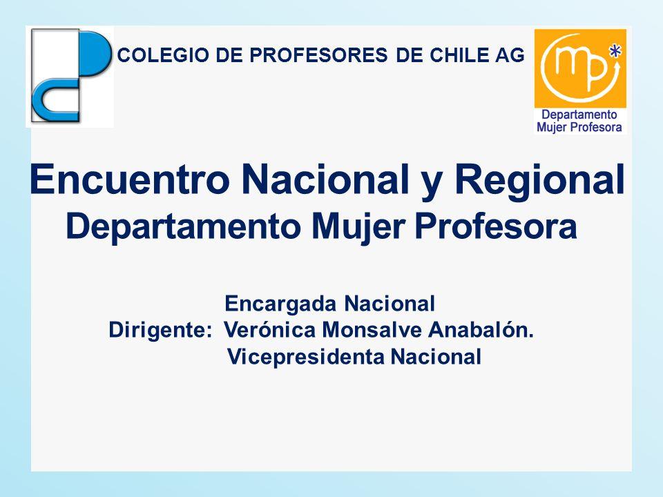 Encuentro Nacional y Regional