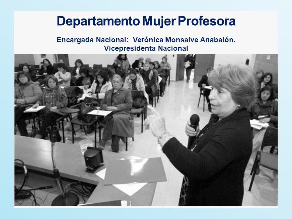 Departamento Mujer Profesora
