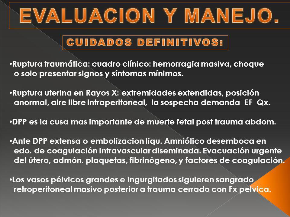 CUIDADOS DEFINITIVOS: