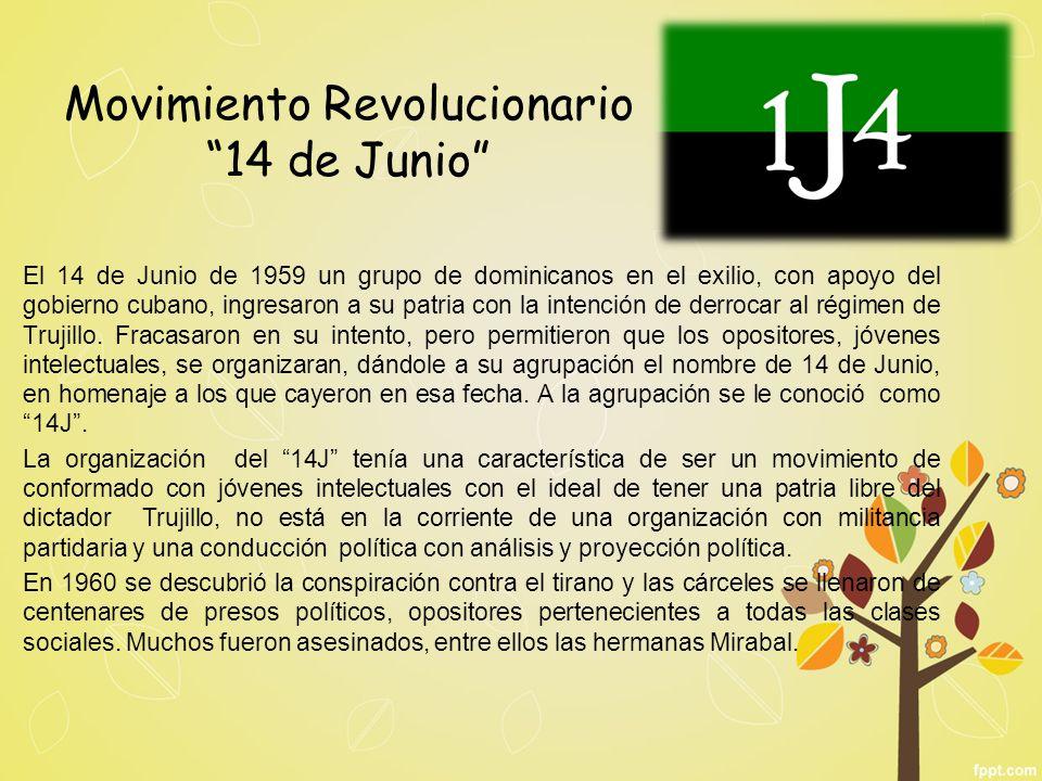 Movimiento Revolucionario 14 de Junio