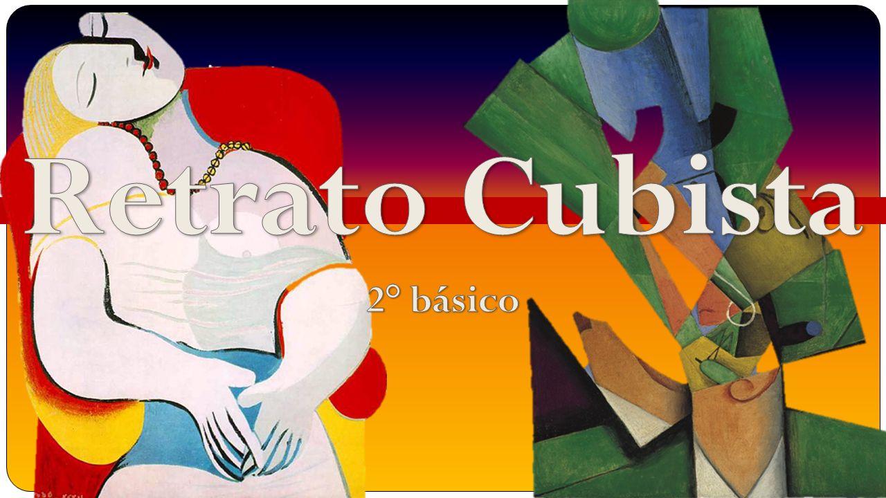 Retrato Cubista 2° básico