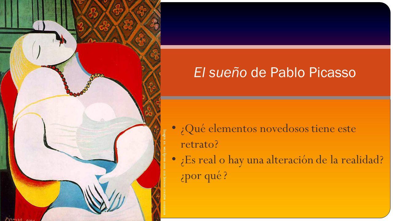 El sueño de Pablo Picasso